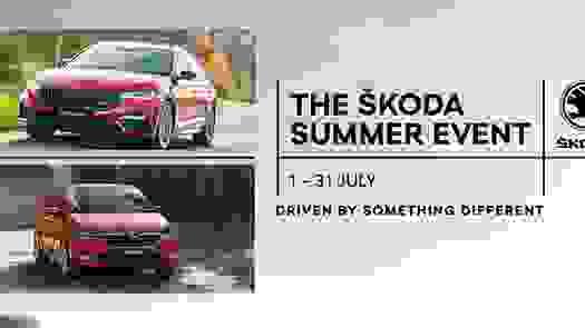 TELFORD SKODA 0% SUMMER EVENT - 1st  - 31st July