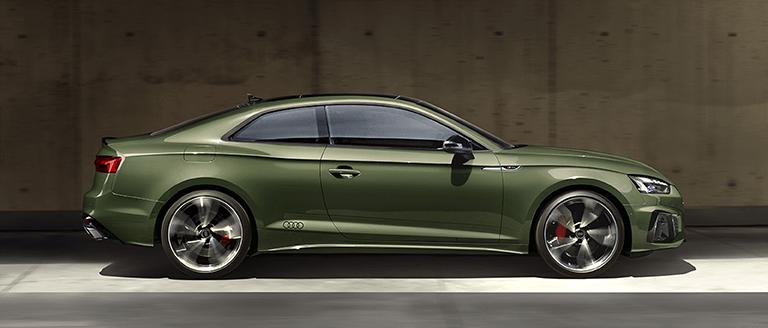 Caffyns Offer - Audi A5 Coupé Finance Offer