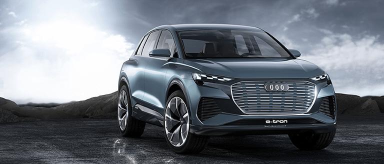 Caffyns Offer - Audi Q4 e-tron Finance Offer
