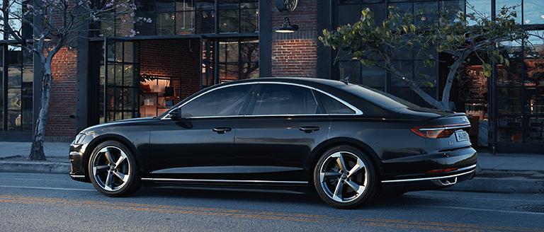 Caffyns Offer - Audi A8 Saloon Finance Offer
