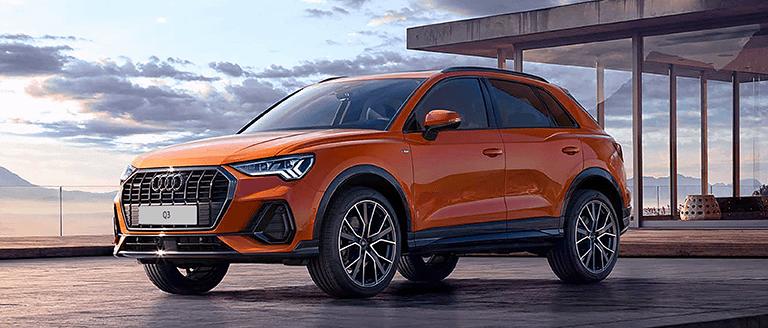 Caffyns Offers - Audi Q3 Finance Offer