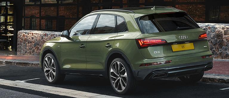 Caffyns Offer - New Audi Q5 Finance Offer