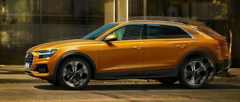 Caffyns Offer - Audi Q8 Finance Offer