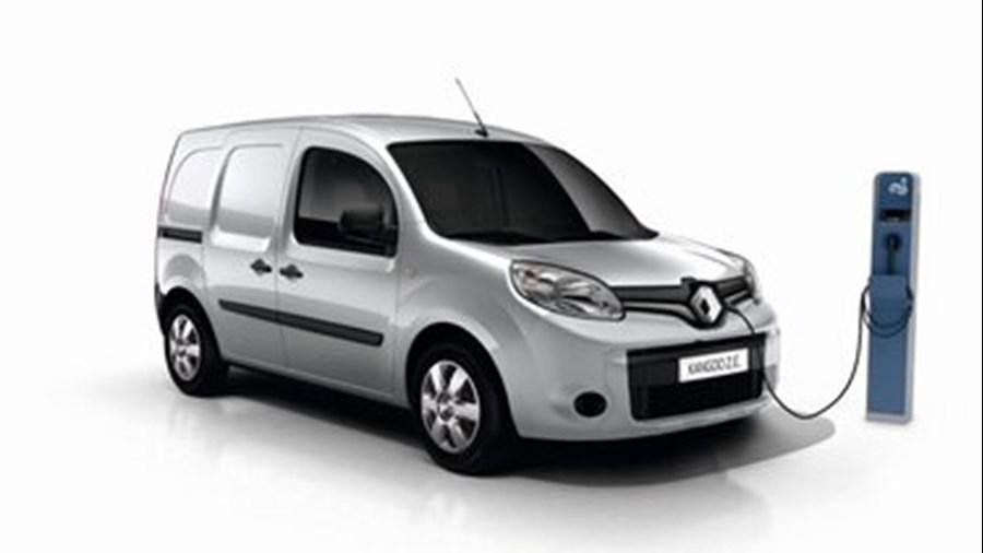 Renault Kangoo ML20 i E-Tech 33 Business