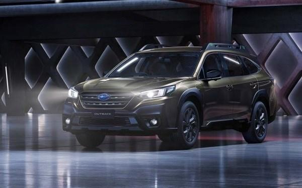 Subaru All-New Outback 2.5i Limited PCP Offer