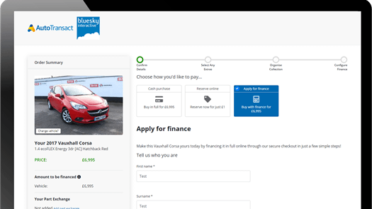 Did You Know You Can Use AutoTransact eCommerce on a Non-Bluesky Website?