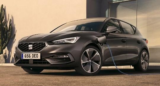 SEAT Leon e-Hybrid Motability Offer