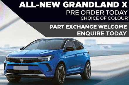 Brand New Vauxhall Grandland X - £339 A Month | £0 Deposit - PCP