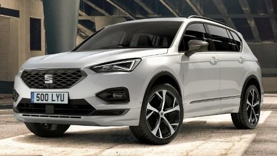 The SEAT Tarraco on PCP