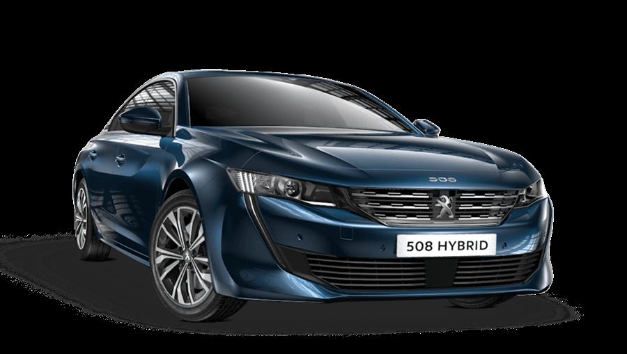 Peugeot 508 HYBRID 225 e EAT8 Allure Premium