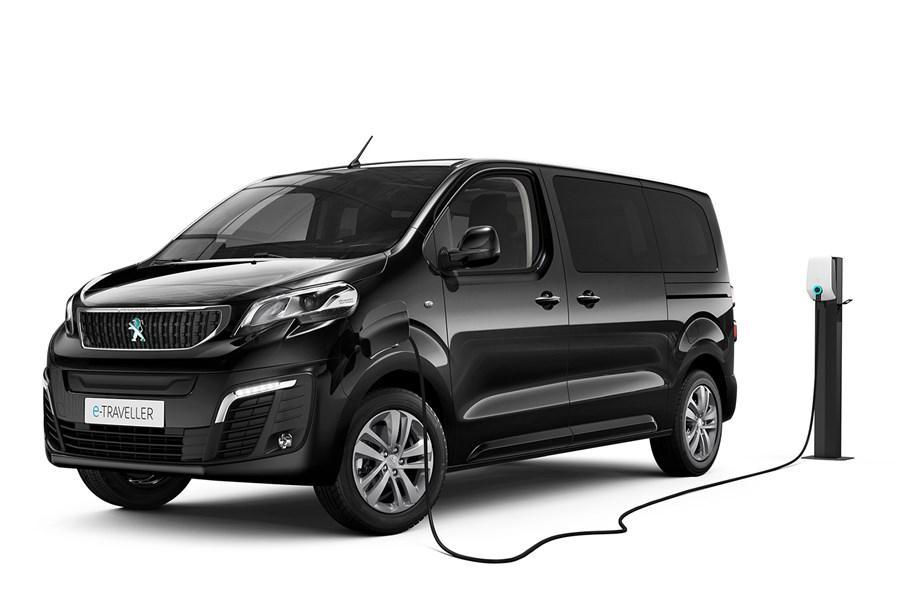Peugeot All-new e-Traveller Active Standard 50kWh 136