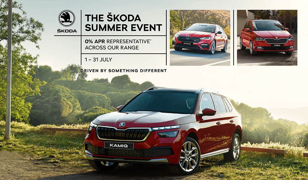 Skoda Summer Event