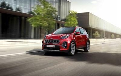 Kia Sportage 1.6 GDi £219 Per Month + VAT