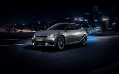 The All New EV6 77.4 KWH Auto RWD £459 Per Month +VAT