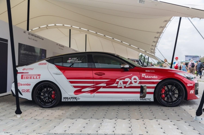 Kia GT420