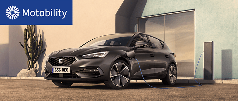 New SEAT Leon e-HYBRID Motability Offers