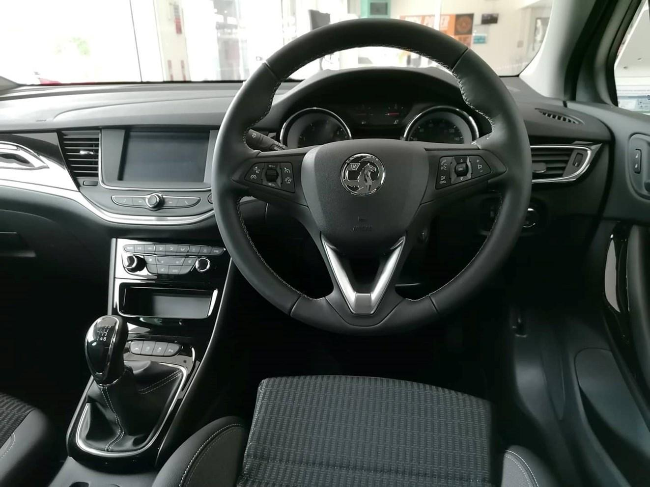 Vauxhall Astra Griffin Edition