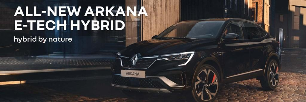 Renault Arkana TC Autos