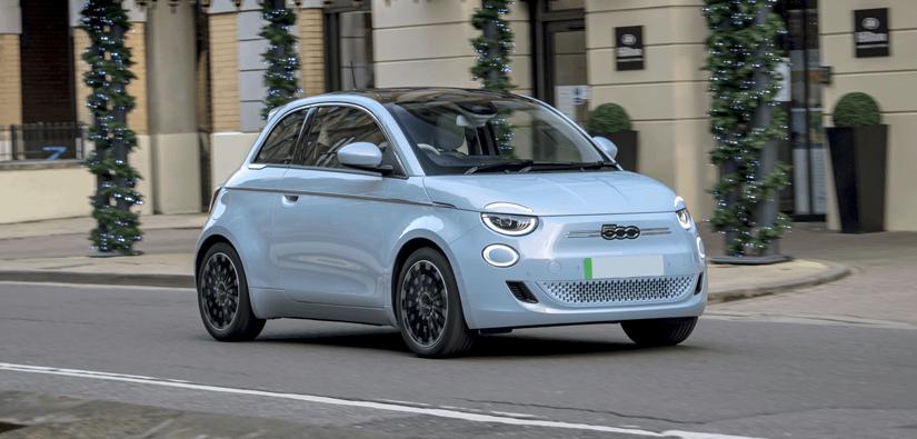 New Electric Fiat 500 Wins Award