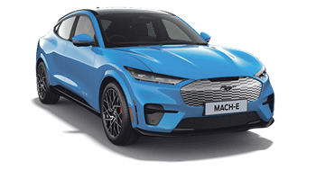 All-Electric Ford Mustang Mach-E GT