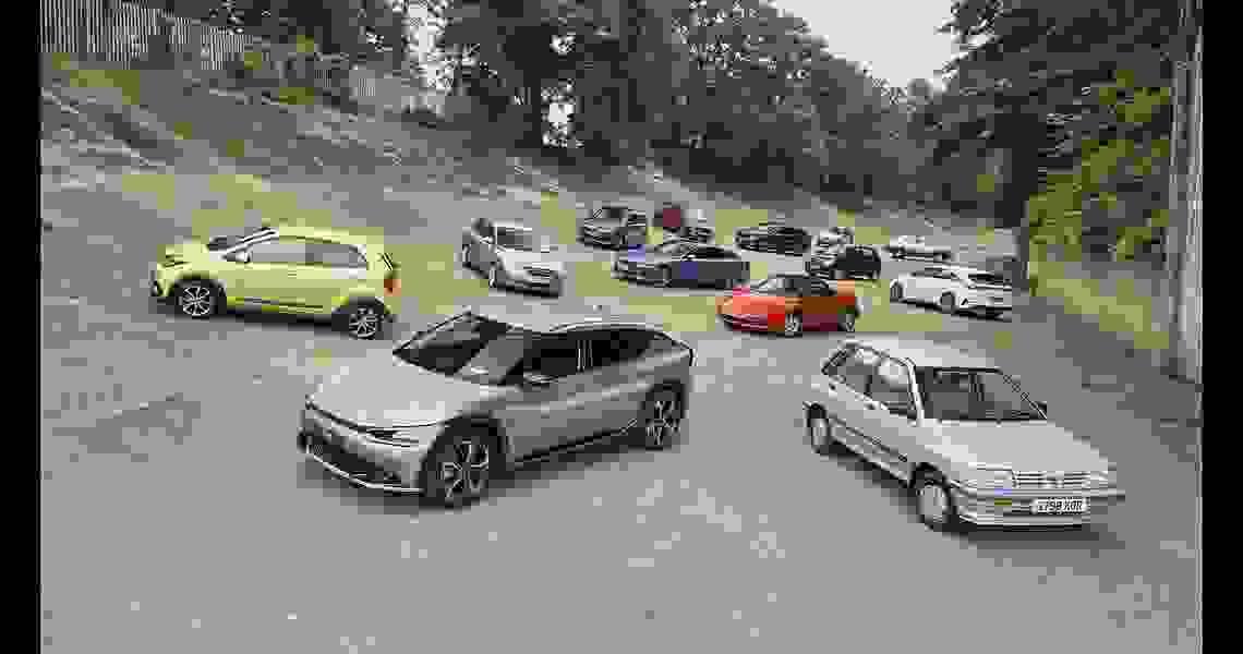 Kia celebrates 30 years of UK sales