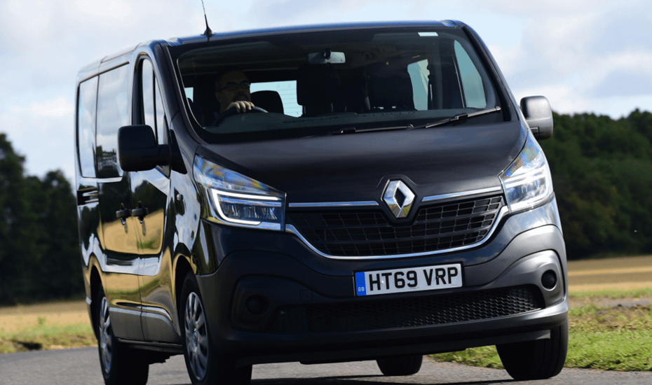 Renault New Trafic Passenger