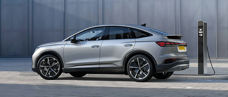 New Audi Q4 Sportback e-tron Business Offer