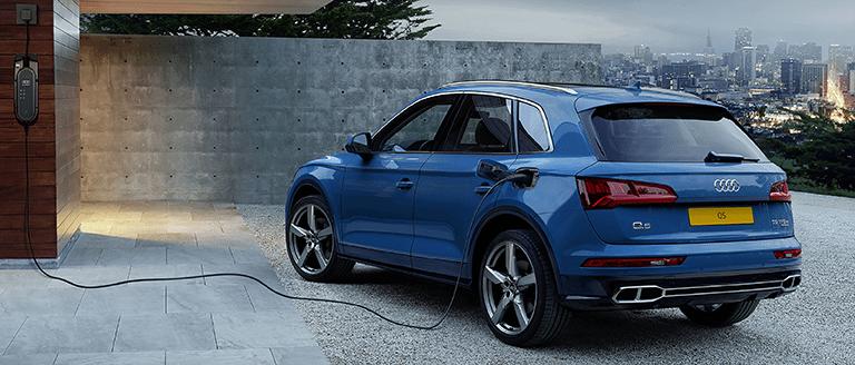 New Audi Q5 TFSI e Business Offer
