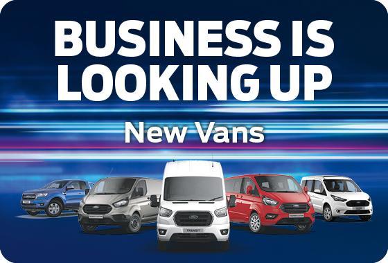 New Vans - Business is looking up