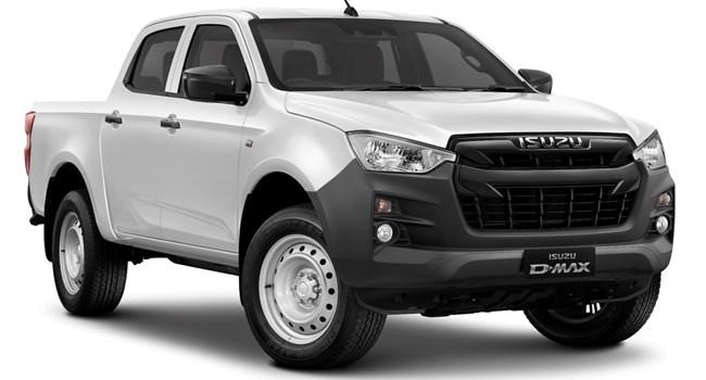 D-MAX UTILITY at Sherwoods