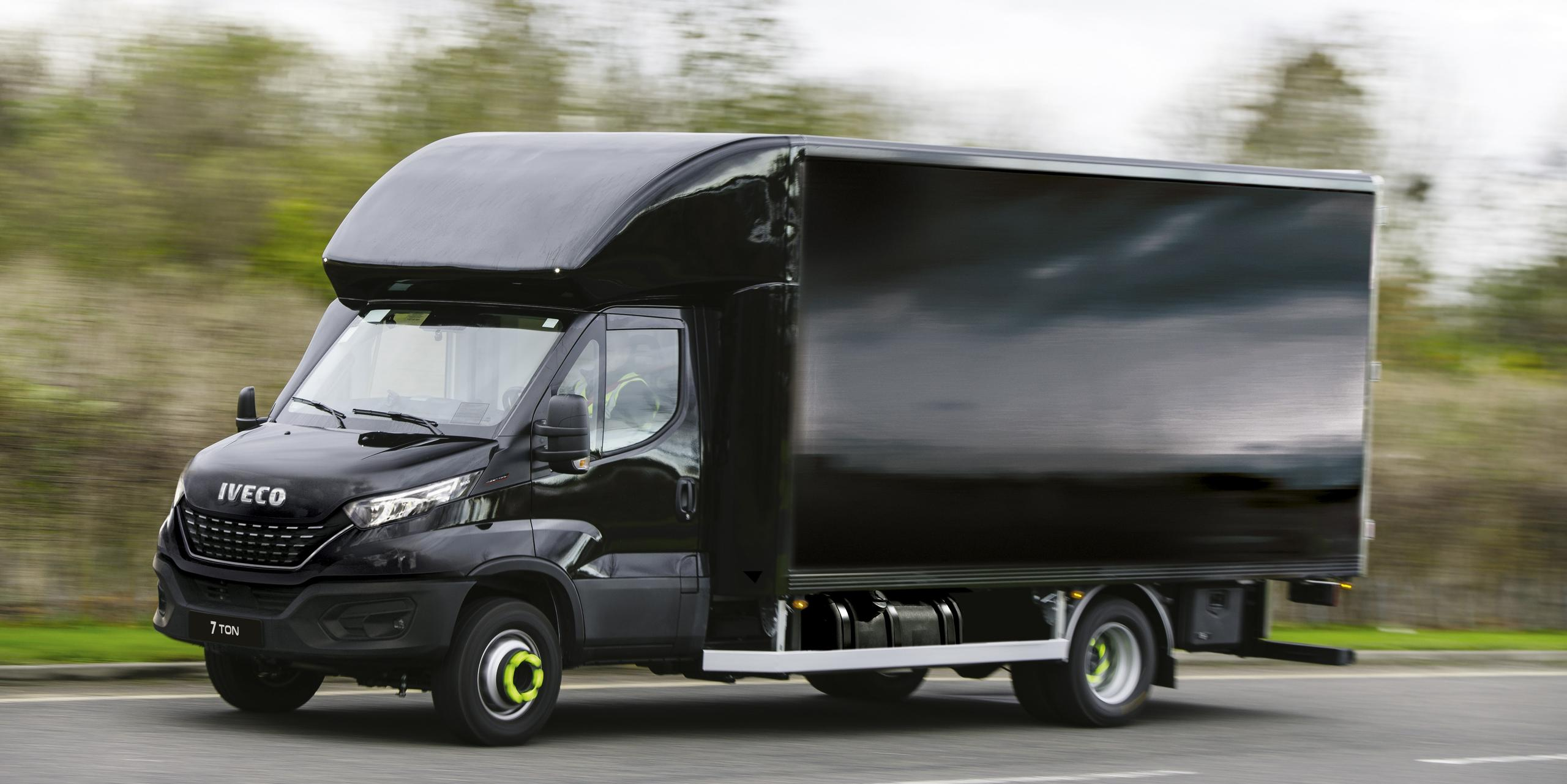 IVECO Daily 7-Tonne wins at leading awards