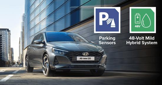 All-New Hyundai i20 Mild-Hybrid SE Connect