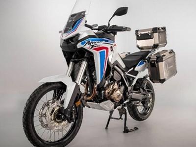 Honda Motorcycles - Africa Twin Icelandic Edition