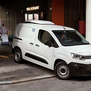 Berlingo Van