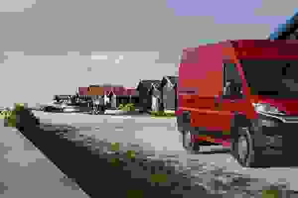 Relay Van