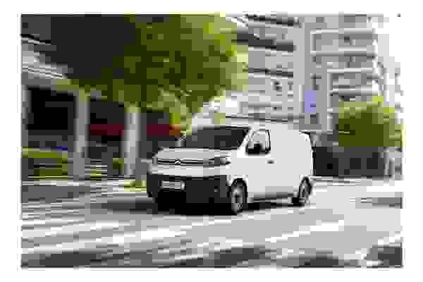 E-Dispatch Van