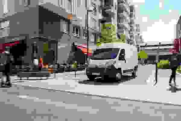 E-Relay Van