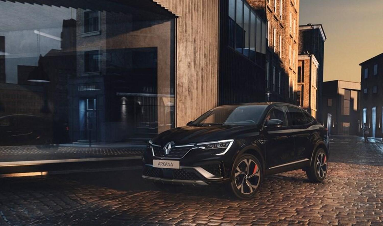 All New Renault Arkana
