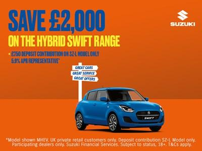 Suzuki Swift Offer