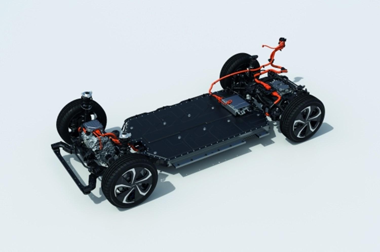 Kia chassis