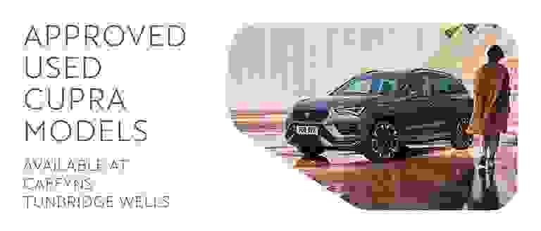 Approved Used CUPRA Models