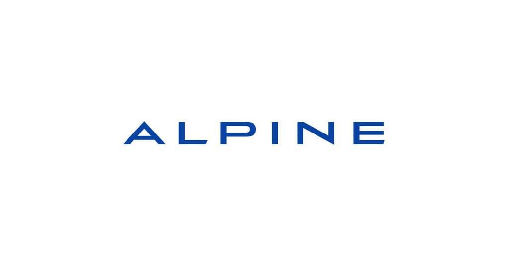 Alpine - coming soon