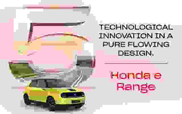 Honda Honda e Advance Offer