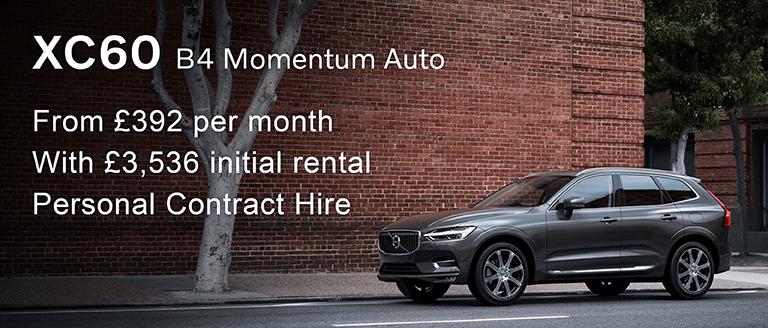 Volvo XC60 B4 Momentum PCH Offer