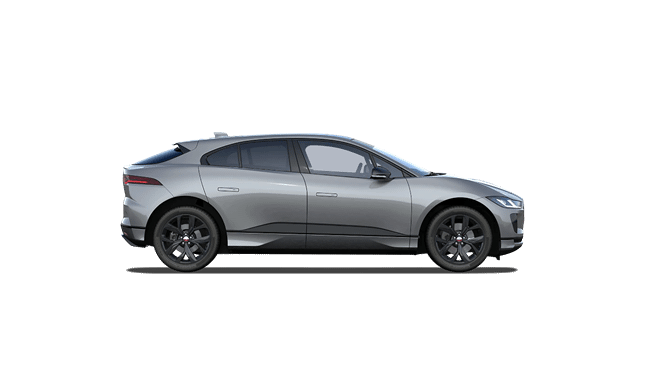 I-PACE HSE Black