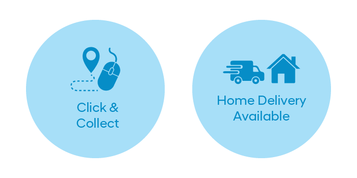 COVID-19 Home Delivery Available