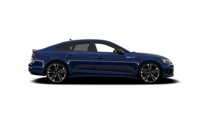 A5 Sportback  Black Edition