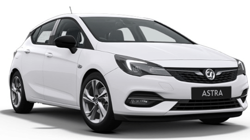 VAUXHALL ASTRA PCP OFFER