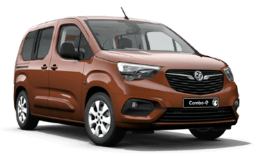 VAUXHALL COMBO-E LIFE PCP OFFER