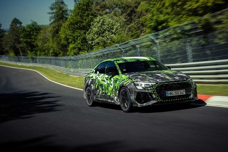 Audi's New Mind Blowing Record At The Nürburgring